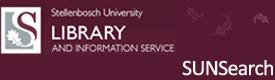 Universiteit Stellenbosch University logo